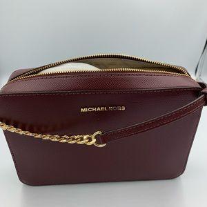 Michael Kors Bags - Michael Kors crossbody in oxblood color
